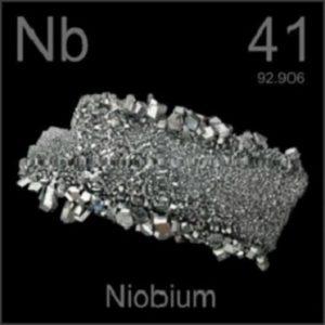 niobium hostory
