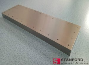 Planar Copper (Cu) Sputtering Target