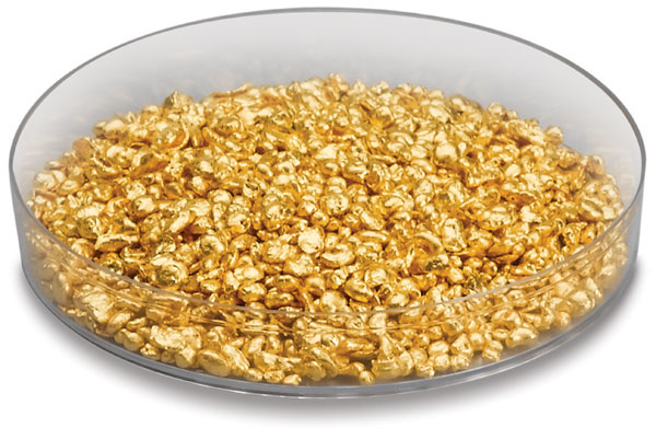 Gold (Au) Evaporation Materials
